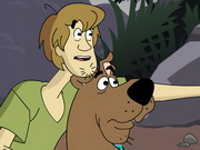 Scooby Doo - Creepy Cave-In Game