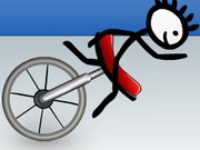 Unicycle Rider Game