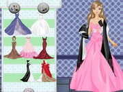 Barbie Makeover Magic Game