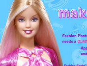 Barbie Makeover Game