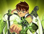 Ben 10 Battle Ready Game