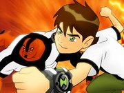 Ben 10 Saving Sparksville Game