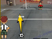 Ben 10 Super Penalty Game