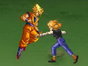 Dragon Ball Z Fight Game