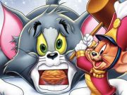 Jigsaw For Kids: Tom And Jerry Game