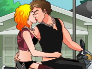 Kiss Racer Game