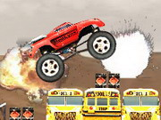 Monster Trucks Nitro - Drive massive Monster trucks over crazy cool tracks.