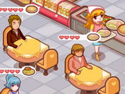 Restaurant Business Game