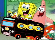 Spongebob Bus Rush Game