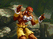 Street Fighter Flash Game