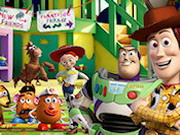 Toy Story 3 Marbelous Missions Game