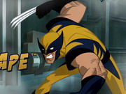 Xmen Wolverine Escape Game