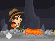 Ben 10 Treasure Hunt Game