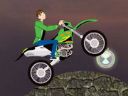 Ben10 Super Bike Game