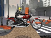 Cycle Commando Game