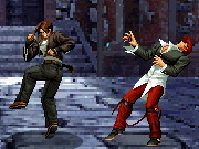 Kof Fighting Game