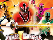 Saban's Power Rangers Samurai Game