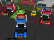 18 Wheeler 3d Game