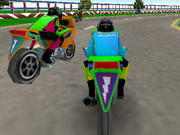 3D Moto Racing Game