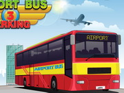 Airport Bus Parking 3 Game