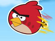 Angry Birds Cream Game
