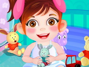 Baby Carmen Dress Up Game
