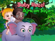 Baby Hazel African Safari Game