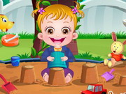 Baby Hazel Hygiene Care Game