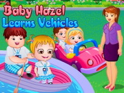 Baby Hazel Learns Vehicles Game