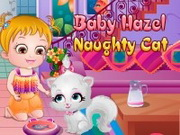 Baby Hazel Naughty Cat Game