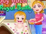 Baby Hazel Royal Bath Game