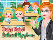 Baby Hazel School Hygiene Game