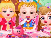 Baby Hazel Tea Party Game