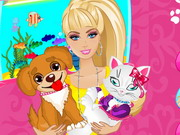 Barbie Pets Care Game