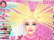 Barbie Real Haircuts Game