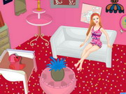 Barbie Room Decor Game