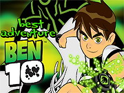 Ben10 Best Adventure Game