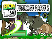 Ben10 Ultimate Force 2 Game