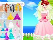 Best Bride Dressup Game