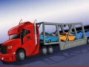 Car Carrier Trailer 4 Game