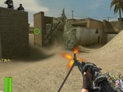 Cross Fire - Fighting Street 3 Game