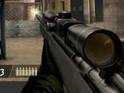 Cross Fire Sniper Game
