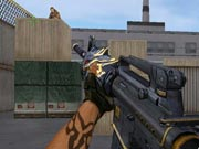 CrossFire M4A1 Drago Game