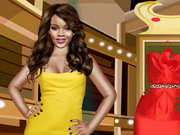 Cute Rihanna Dressup Game