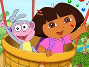 Dora Pencil Finder Game