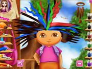 Dora Real Haircuts Game