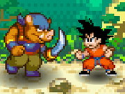 Dragon Ball Fierce Fighting V2.0 Game