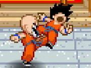 Dragon Ball Fighting 1.8 Invincible Game