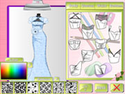 Fashion Studio - Wedding Dress Design Game