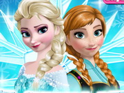 Frozen Sisters Game